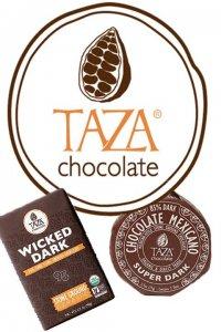 taza biologische fair chocolade uit de verenigde staten