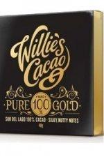 willie's cacao 100 pure gold venezuela sur del lago
