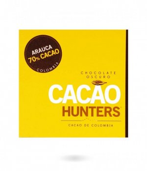 cacao hunters arauca chocolade uit colombia