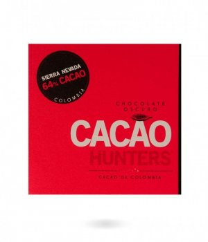 cacaohunters sierra nevada pure chocolade van 64 procent cacao