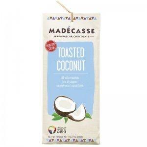 melkchocolade met kokos van madecasse