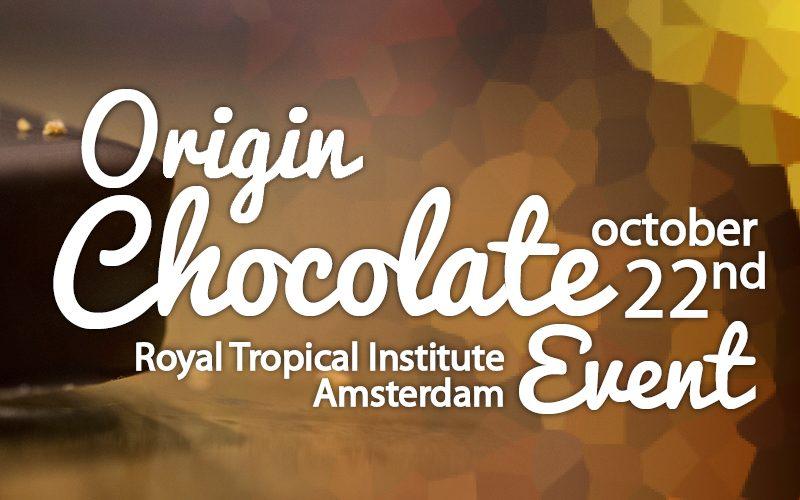 origine chocolade event festival in amsterdam oktober