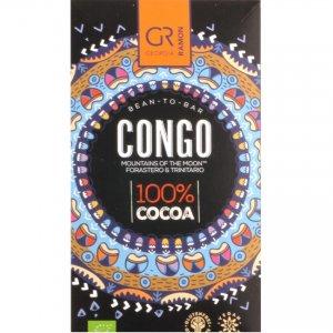 georgia ramon 100% chocolade puur congo biologisch
