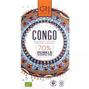biologische congo chocolade 70% puur georgia ramon
