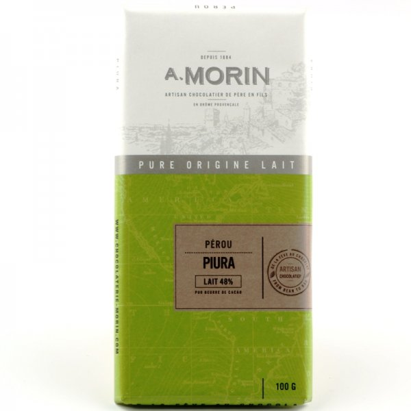 morin milk chocolate peru piura