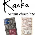 raaka virgin chocolade uit new york city
