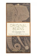 cru udzungwa original beans tanzania met nibs