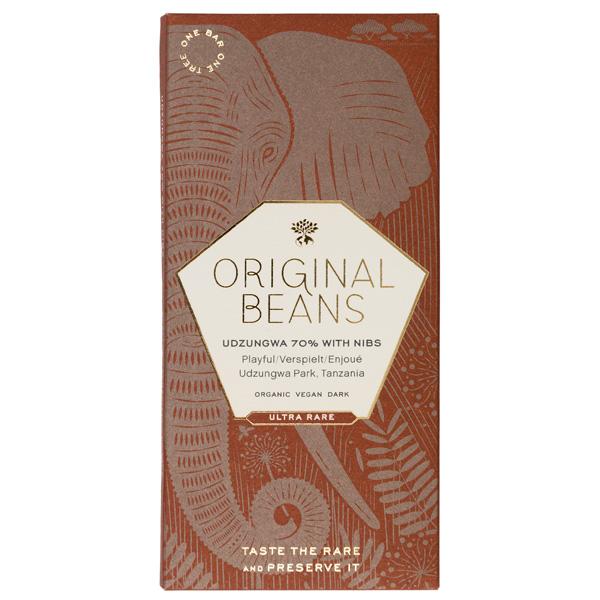 original beans udzungwa nibs biologische chocolade bestellen kopen ekoplaza of webwinkel chocoladeverkopers thuis bezorgen