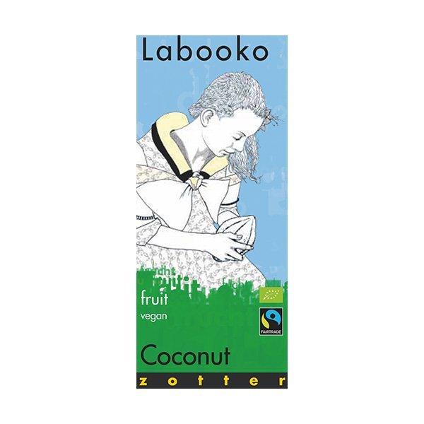 zotter chocolade met kokos