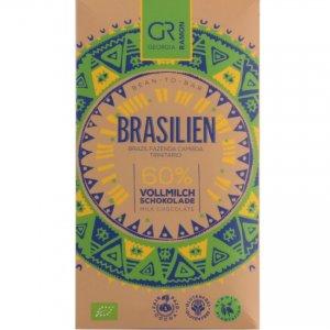 georgia ramon melkchocolade van cacao uit brazilië
