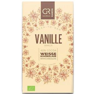 georgia ramon chocolade met vanille glutenvrij en biologisch wit