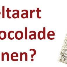 Het jaar beginnen met chocolade winnen?