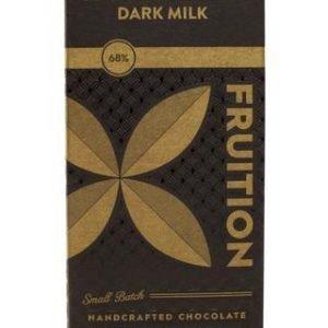fruition maranon canyon dark milk 68% chocolade