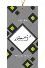 jordi's bean to bar chocolade Vietnam 75%