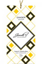 jordi's chocolade met gekonfijte gember