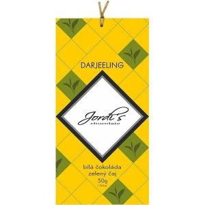 jordi's chocolate darjeeling thee witte chocolade