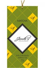 witte chocolade met matcha thee jordis'chocolate