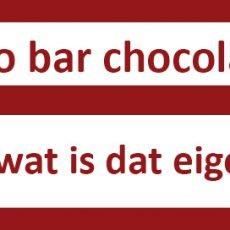 Bean to bar chocolade: wat is dat eigenlijk?