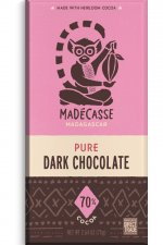 madecasse 70% puur madagskar tree to bar chocolade direct trade eerlijk fair for life