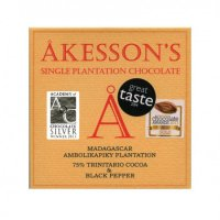 akesson's chocolade met zwarte peper
