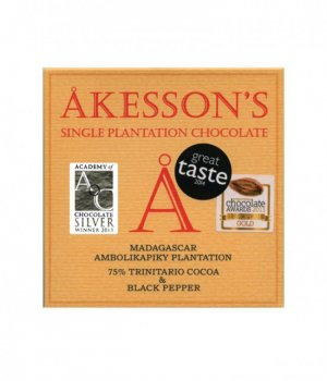 akesson's chocolate with black pepper