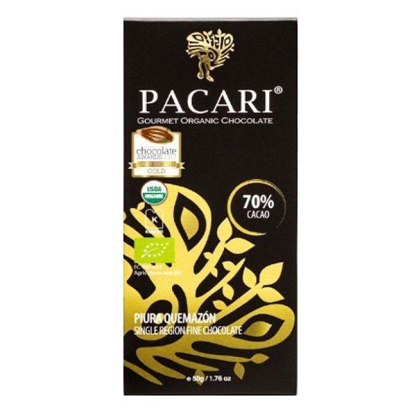 pacari single region biologisch chocolade
