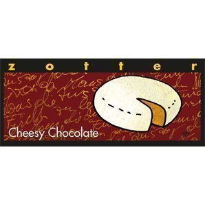 zotter cheesy chocolate kaas chocolade