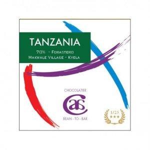 alexandre bellion chocolatier bean to bar tanzania forastero