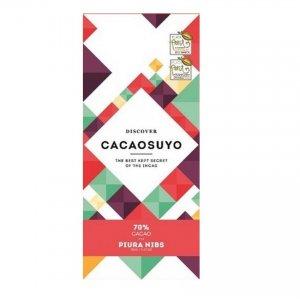 cacaosuyo geroosterde cacaobibs chocolade piura puur peru