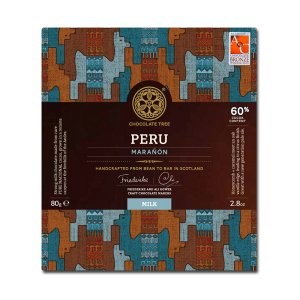 bean to bar peru melkchocolade chocolate tree maranon