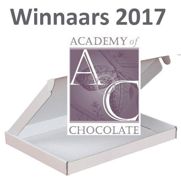 academy of chocolate winnaars beste chocolade webshop bestellen chocoladeverkopers