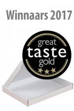 award winning great taste awards gold sterren chocolade