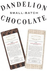 dandelion small batch bean to bar chocolate maker usa webshop