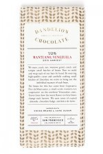 dandelion venzuela cocoa 70 dark bean to bar craft chocolate