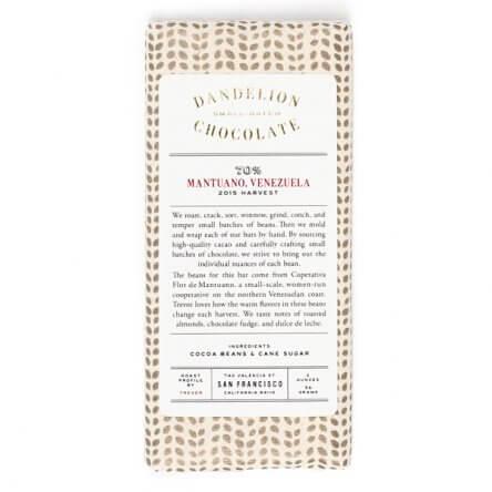 Dandelion – Venezuela 70%