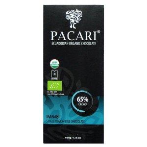 pacari manabi biologische chocolade uit ecuador