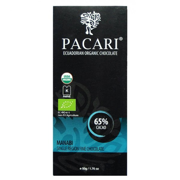 pacari manabi organic chocolate from ecuador