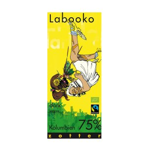 zotter labooko puur colombia fairtrade bio chocolade