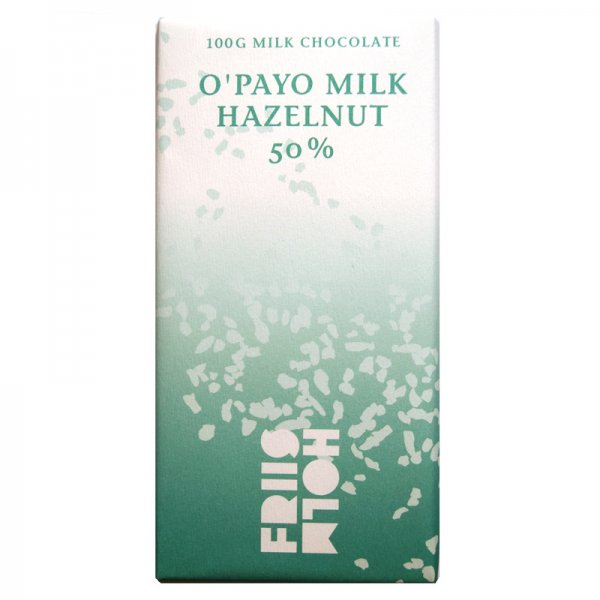 friis holm o payo milk hazelnuts milkchocolate
