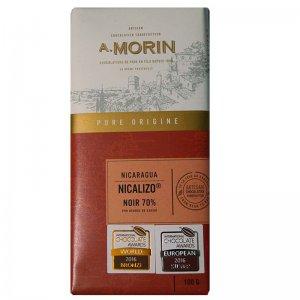 morin nicalizo puur chocolade origine nicaragua