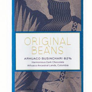 original beans arhuaco colombia 82%