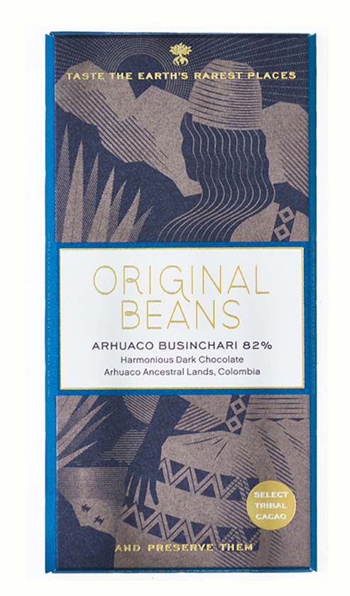 original beans arhuaco colombia 82%
