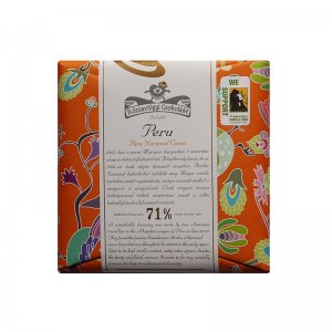 Rózsavölgyi Peru Nacional Maranon chocolate