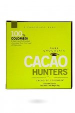 colombia 100% cacao hunters chocolade