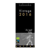 vintage 2016 chocolade van zotter ter ere van hun 30e verjaardag special edition