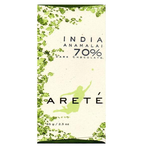 india craft chocolate arete usa bijzondere chocoladereep van cacao uit india