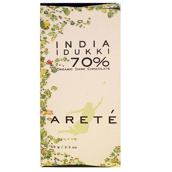 india idukki chocolade van areté uit de verenigde staten craft chocolademaker