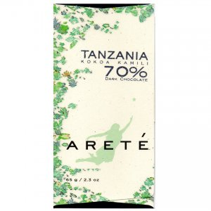 areté tanzania kokoa chamomile pure chocolate can be ordered from chocolate vendors