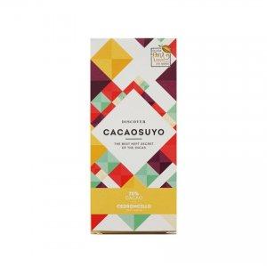 cedroncillo chocolade cacaosuyo peru lokaal incas