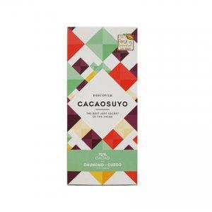 peru chuncho cuzco 70% van cacaosuyo chocolademakers uit peru